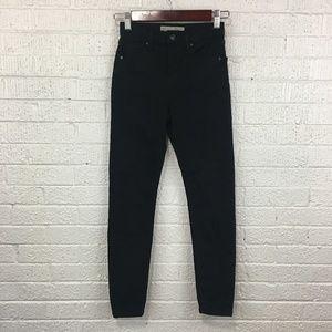 """Topshop Jamie black skinny jeans petite 25/23""""**"""